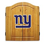 NFL® New York Giants Complete Dart Cabinet Set