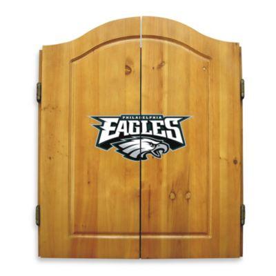 NFL Philidelphia Eagles Complete Dart Cabinet Set