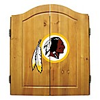 NFL® Washington Redskins Complete Dart Cabinet Set