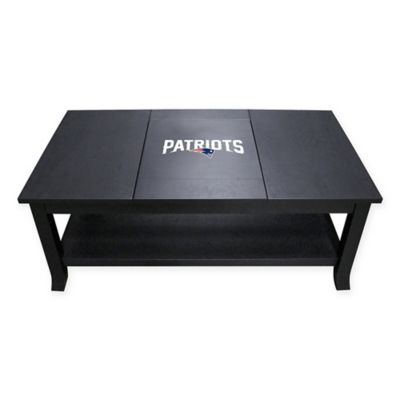 NFL New England Patriots Coffee Table