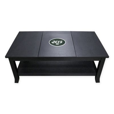 NFL New York Jets Coffee Table