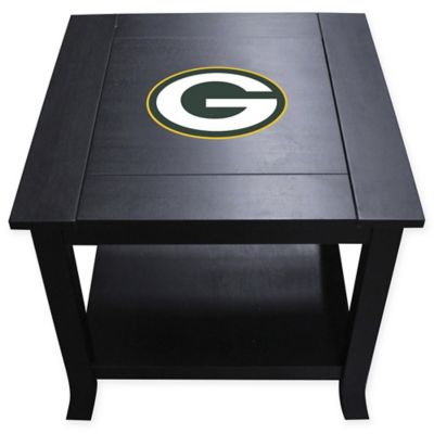 NFL Green Bay Packers Side Table