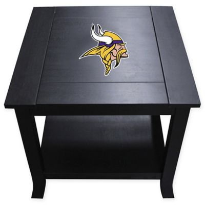 NFL Minnesota Vikings Side Table