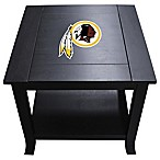 NFL Washington Redskins Side Table
