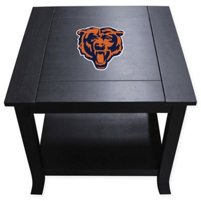 NFL Chicago Bears Side Table