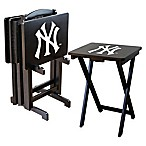 MLB® New York Yankees TV Tray Set