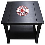 MLB Boston Red Sox Side Table
