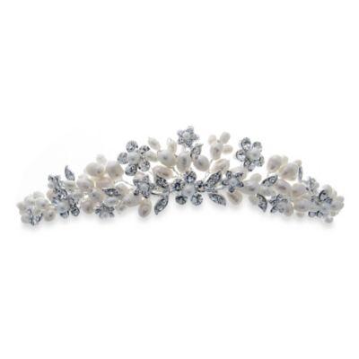 Serendipity Freshwater Pearl Clusters Tiara