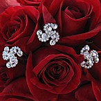 Rhinestone Swirls Bouquet Jewelry