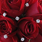 Rhinestone Solitaire Bouquet Jewelry