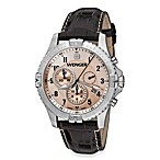 Wenger® Men's Squadron Chrono Copper Dial Watch