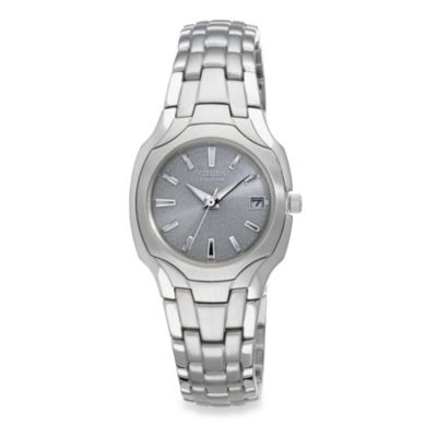 Citizen Ladies Eco-Drive Stainless Steel Bracelet