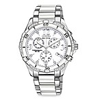 Citizen Ladies Eco-Drive Ceramic Diamond Chronograph