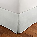 Echo Design™ Paros Bed Skirt in Cream