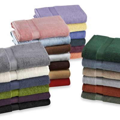 Wamsutta® Duet Bath Towel Solid Bath Towels