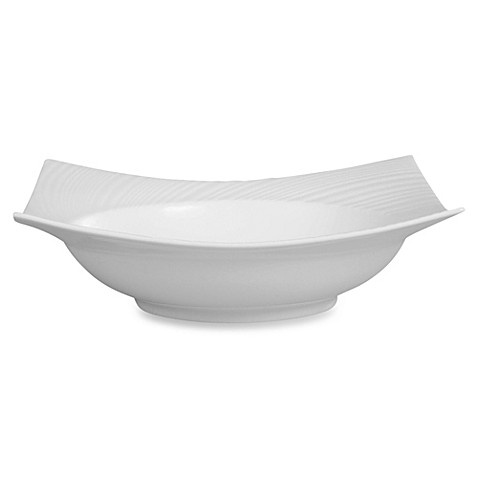 Wedgwood® Ethereal Square Pasta Bowl