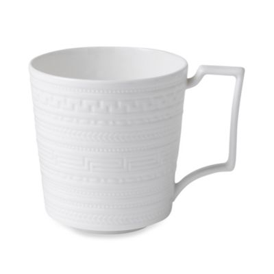 Wedgwood® Intaglio White Bone China Mug