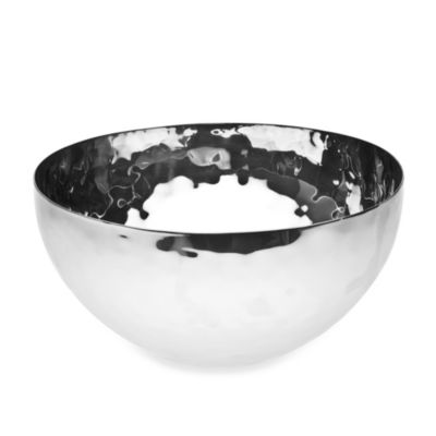 Steel Serving Bowls