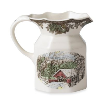 Johnson Brothers Friendly Village Medium Pitcher