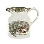 Friendly Village 8.9-Inch Large Pitcher