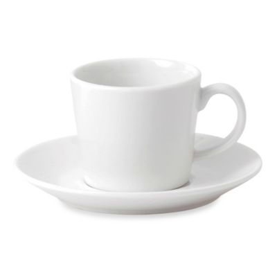Royal Doulton® Fable Teacup and Saucer Set in White