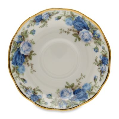 Royal Albert Moonlight Rose Saucer