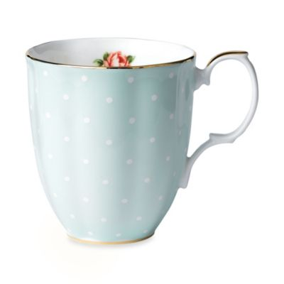 Royal Albert 100 Years:1930 Polka Rose Mug