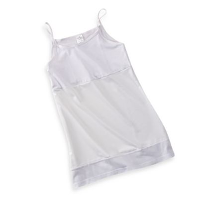 CozyBelly Original Cozy Size Medium Tank in White