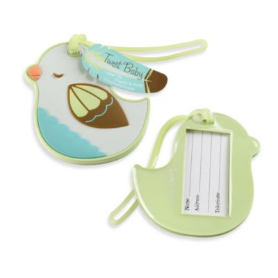 "Baby Bird ""Tweet Baby"" Luggage Tag"
