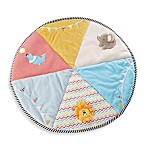 Baby Aspen Big Top Tummy Time Circus Playmat