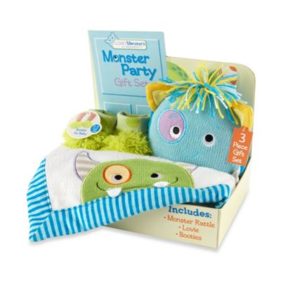 """Monster Party"" 3-Piece Gift Set"