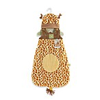 Baby Aspen Born to Be Wild Giraffe Snuggle Sack and Hat