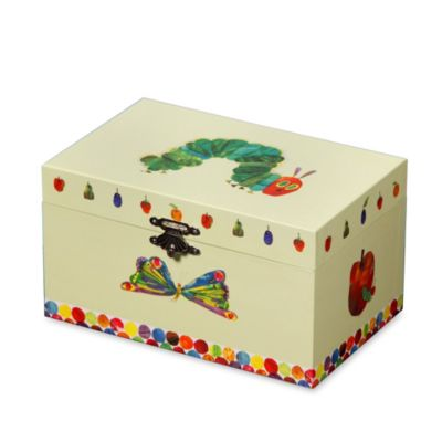 The Very Hungry Caterpillar Musical Treasure Box