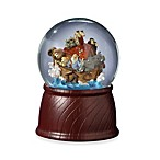 San Francisco Music Box Company® Noah's Ark Water Globe