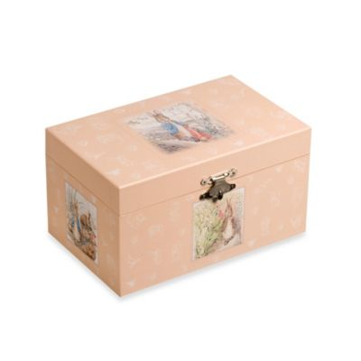 Peter Rabbit Jewelry Box