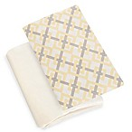 Glenna Jean Melrose Fitted Crib Sheet