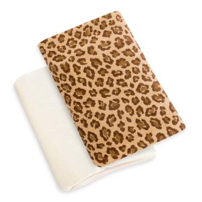 Glenna Jean Tanzania Softee Fitted Crib Sheet in Cream