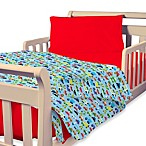 Just 4 Kids Bright Cars 4-Piece Toddler Bedding Set