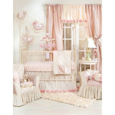 Glenna Jean 3-Piece Crib Set