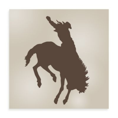 Cowboy Wall Decal