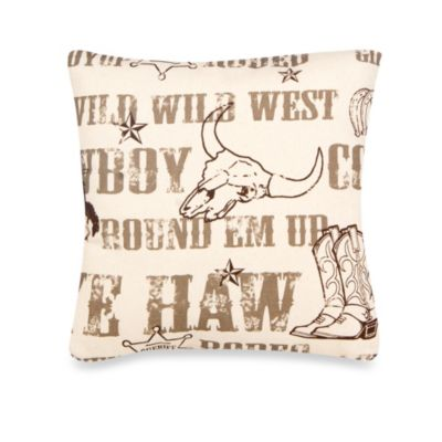 Glenna Jean Carson Vintage Print Throw Pillow