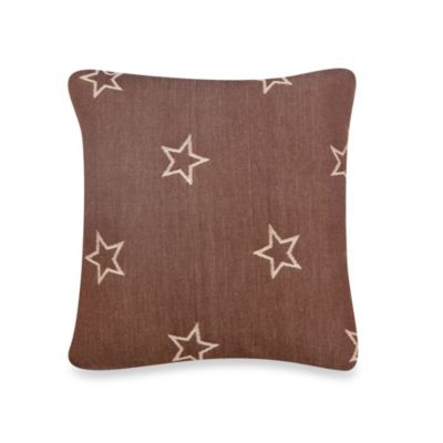 Glenna Jean Carson Star Print Throw Pillow