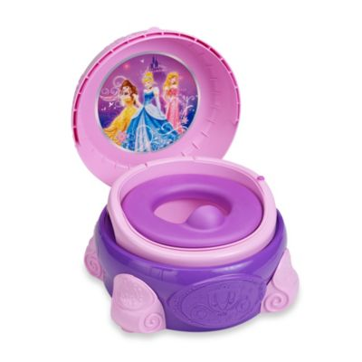 The First Years by Tomy Disney® Princess Magical Sparkle 3-in-1 Potty System