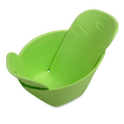 Safety 1st® Sink Snuggler Baby Bather in Green