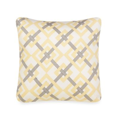 Glenna Jean Melrose Diamond Pillow