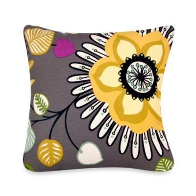 Glenna Jean Melrose Floral Pillow