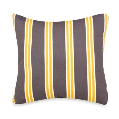 Glenna Jean Melrose Striped Pillow