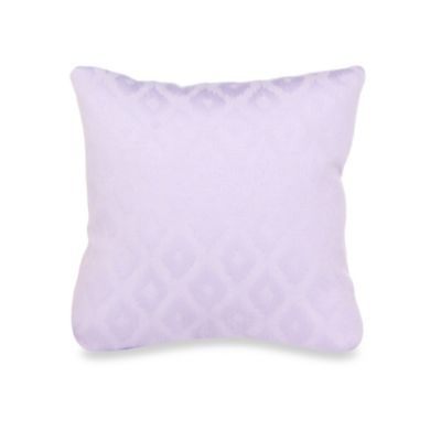 Glenna Jean Viola Purple Pillow