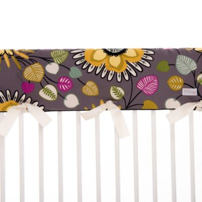 Cotton Convertible Crib Rails