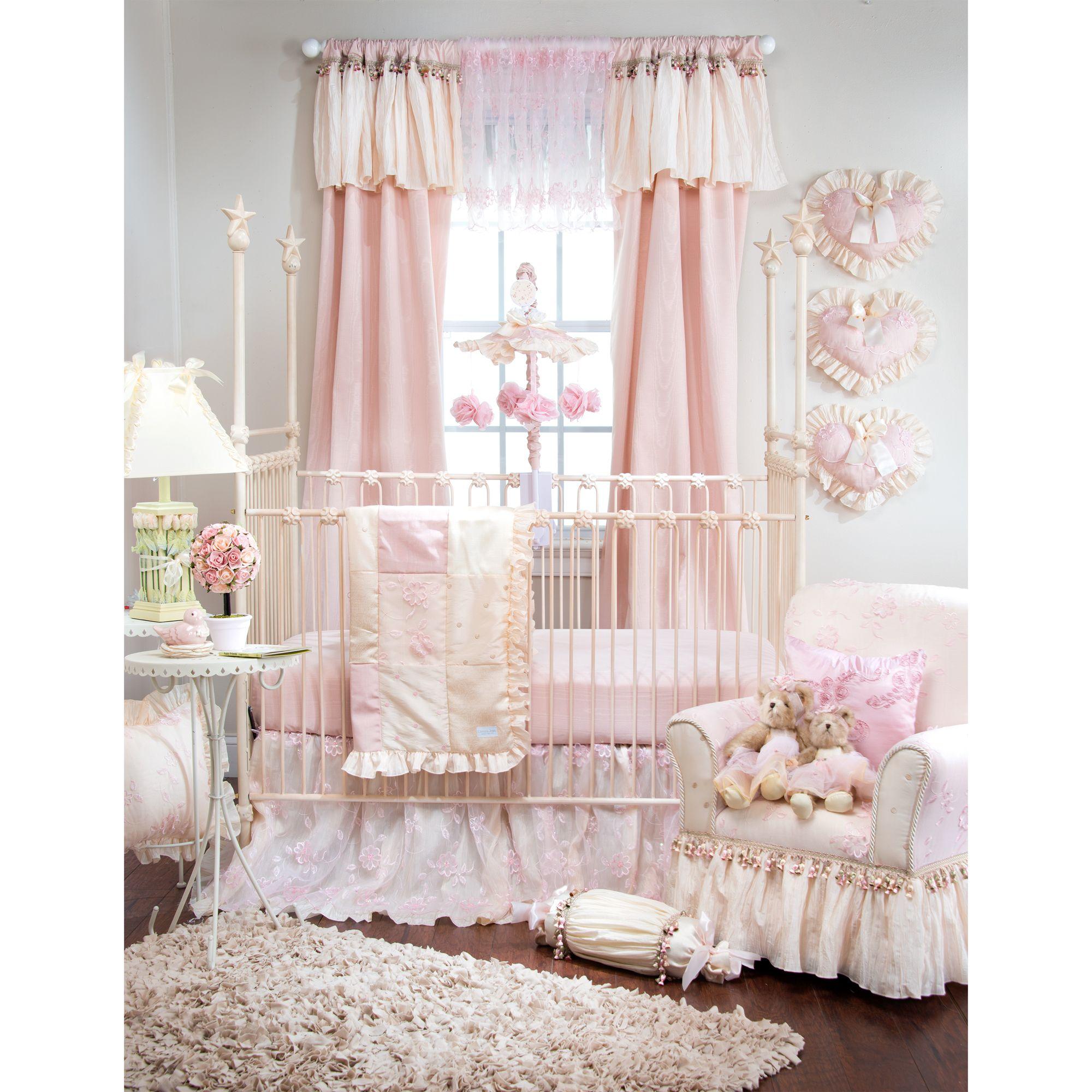 Jean Bedding Jean Ava Crib Bedding